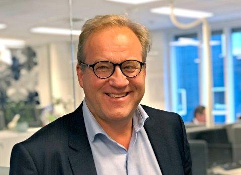 Rune Fjeldstad kan glede seg over sterke tall i 2018.