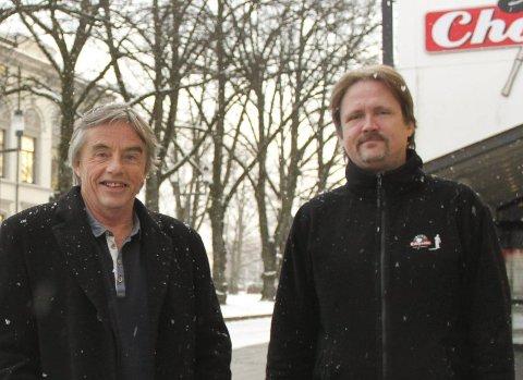Tom Andersen og Jan Ånnerød har hatt et bra år.