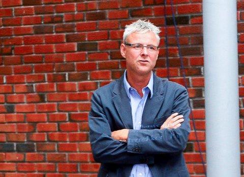 Jørgen Olsvoll vil ha helårs skøytebane på Kjølnes.