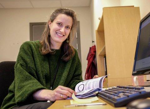 PSYKOSOSIALT KRISETEAM: Kommunepsykolog Ragnhild Schei er leder for kommunens psykososiale kriseteam, som bistår dersom det er behov for akutt hjelp.