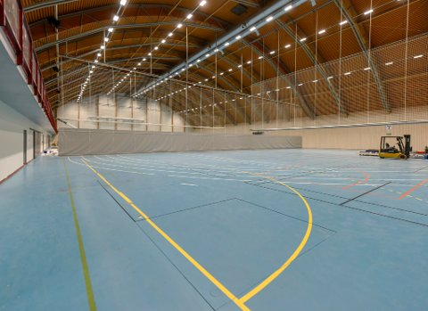 Egas Sport AS krever 1 million i erstatning fra kommunen.