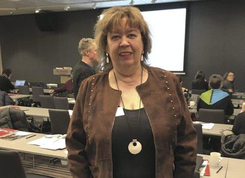 Inspirert: Gunn Kristin Johansen, regionsansvarlig i Helgeland Reiseliv, for Mosjøen og omegn, sier Helgeland har mye å lære av Tromsø.
