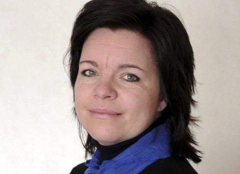 Connie Slettan Olsen. Foto: Pressefoto