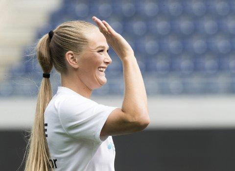 Lisa-Marie Karlseng Utland og RBK spilte uavgjort.