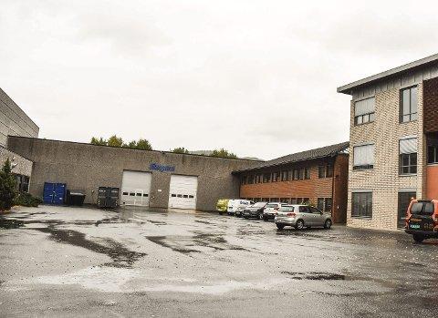 FLYTTER UT: Bergans flytter fra Loesmoen til Asker i løpet av første kvartal neste år.
