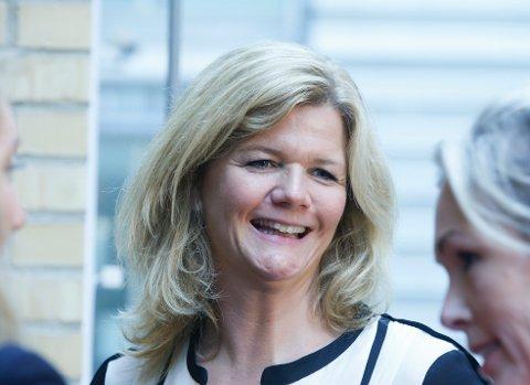 MOT TIL Å LYKKES: Det er tittelen på foredraget Anne Lindmo skal holde for 200 tilhørere på Klækken hotell tirsdag kveld.