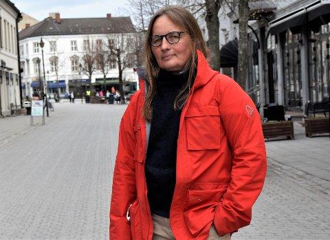 MYSTERIUM LØST: Kommuneoverlege Karin Møller i Ringerike har nå sporet opp hvem den andre korona-smittede personen i Ringerike er.