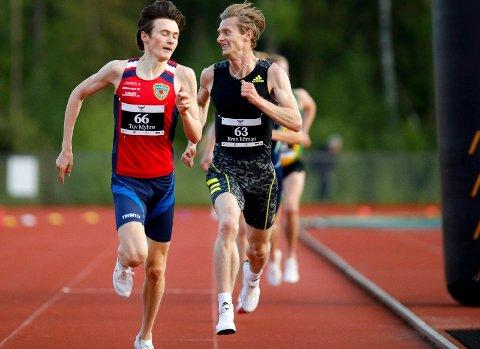 SJETTEPLASS: Magnus Tuv Myhre fra Jevnaker endte på sjetteplass i U23-EM i Tallinn.
