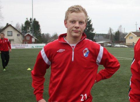 SNUDDE OG VANT: Ørjan Heiberg og Fu/Vo 2.