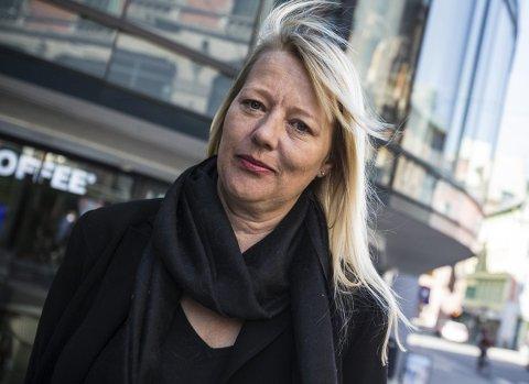 Forsvarer: Advokat Marte Svarstad Brodtkorp forsvarer sjåføren i 40-årene.Foto: NTB Scanpix