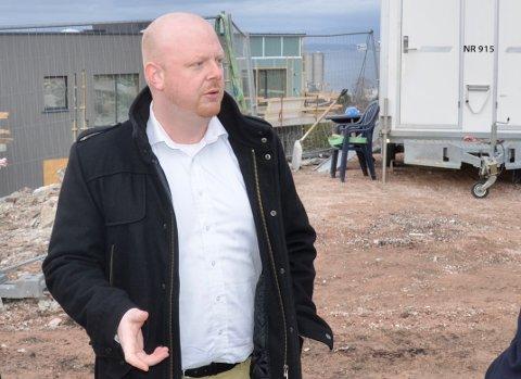 KRAV: Espen Hansen Aspås (Frp) legger fram forslag i kommunestyret i dag som berører mange husbyggere.