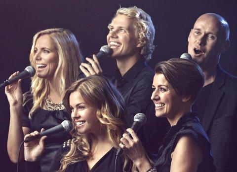 30 ÅR: Oslo Gospel Choir feirer 30 år i år, og deler av jubileumsfesten tar de i åpningsuka til Teglen, kirke og kultursenter på Spikkestad.