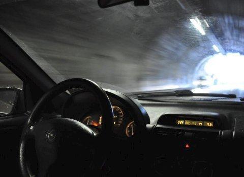 Farer: Innsenderen viser til flere artikler i Amta og google om tunnelfarer. Foto: Edgar Dehli
