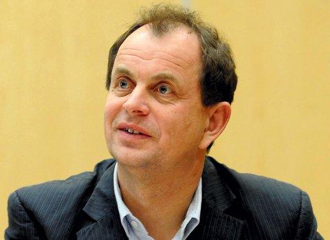 Bjarne Sommerstad: – Vi må ta vare på dem vi har sagt ja til. Arkivfoto: Atle Møller