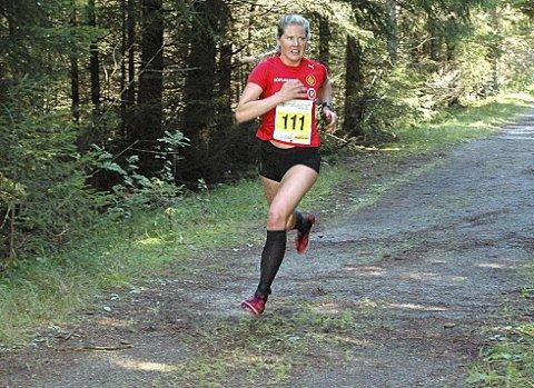 VAR TOPPLØPER: 27-åringen er flere ganger junior-norgesmester og har også medaljer fra senior-NM. Her fra seieren i Fjellaløpet i 2015.