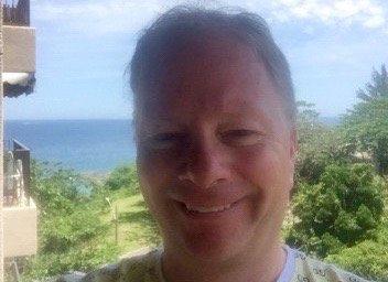 Jostein Alværn frå Balestrand bur for tida i Brasil.