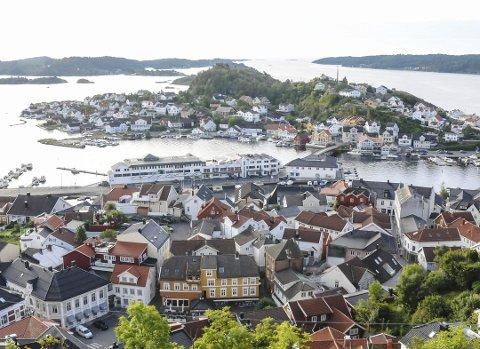 AVSLAG: Patentstyret ville ikke godkjenne Kragerø som et varemerke. (Foto: Espen Solberg Nilsen)