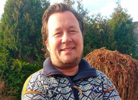 BETALER MED GLEDE: Thomas Flaaten Fredriksen betalte nesten 10,5 millioner kroner i skatt i fjor. - Det kan jeg leve godt med, sier han til TA. Foto: Privat
