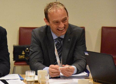 Administrerende direktør i Helse Møre og Romsdal, Espen Remme.