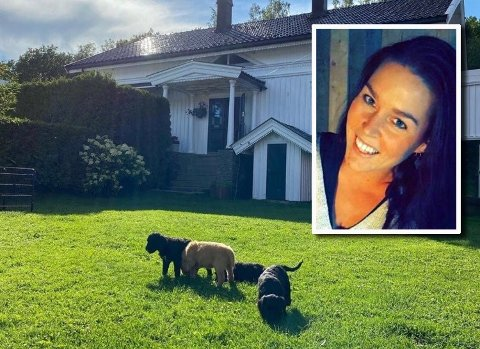 ÅPNER HUNDEBARNEHAGE: Fra og med januar åpner Henriette hundebarnehagen sin. Hun ønsker å tilby et sted der hundene kan være mens eierne er på jobb.
