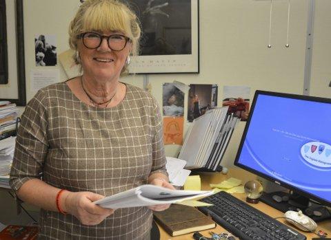Har søkt: Enhetsleder Elisabet Christiansen har søkt på rektor-jobb i Arendal. Hun er også blitt innkalt på jobbintervju. Arkivfoto