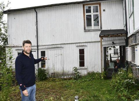 Fond til hinder: Om summen er 160.000 eller 80.000 kroner spiller ingen rolle for Haakon Os.Arkivfoto