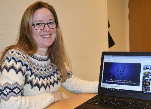 Gunn Karin Songedal føler seg heldig som fikk jobben i Froland.
