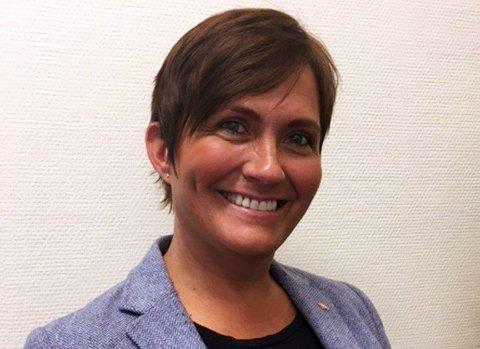 POSITIVE: De bedriftene som ser mest positivt på sysselsettingsutviklingen framover er i bygg og anlegg og i informasjons- og kommunikasjonsbransjen, sier Gunhild Løkkevol.