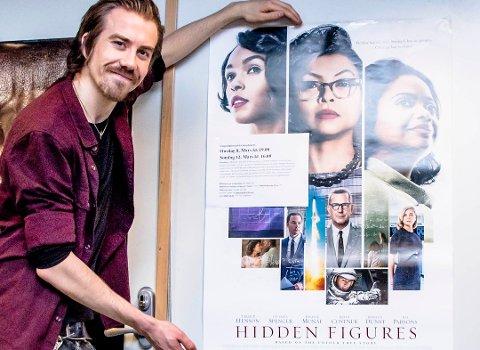 FORVIRRENDE: Kinosjef Martin Øsmundset skjønner at aldersgrenser av og til kan være vanskelig å forstå. Men de må følges, sier han til Ås Avis.