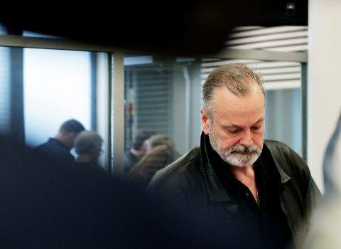 Mandag faller dommen mot den tidligere polititoppen Eirik Jensen. Foto: Berit Roald / NTB scanpix