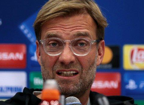 Jürgen Klopp hadde mye å svare for etter at Liverpool ga fra seg en 3-0-ledelse mot Atletico Madrid tirsdag. Laget er mildt sagt ustabilt, men lørdag har vi troen!