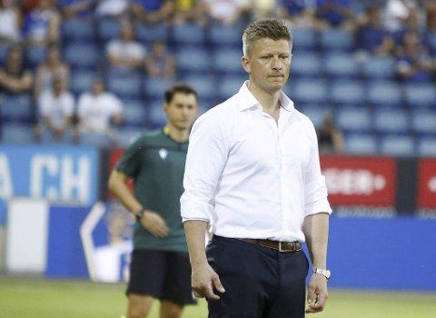 Mikkjal Thomassen kan bli Øygarden-trener.