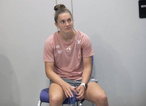 Vilde Bøe Risa (24) skjønte hvor det bar da OL ble flyttet. Nå må hun vente i over to år på EM.