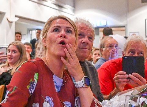 THRILLER: Monica Myrvold Berg i Arbeiderpartiet.
