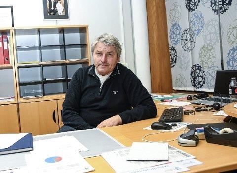 Knut Kvale, ordfører i Øvre Eiker