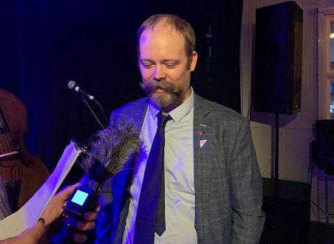 Bjarne Rohde (SV), fylkesråd for utdanning i Troms og Finnmark Fylkeskommune.