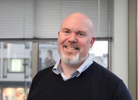 NYE UTFORDRINGAR: Konsernsjef i Evoy, Leif Stavøstrand, trur 2021 kan bli eit spanande år for selskapet.
