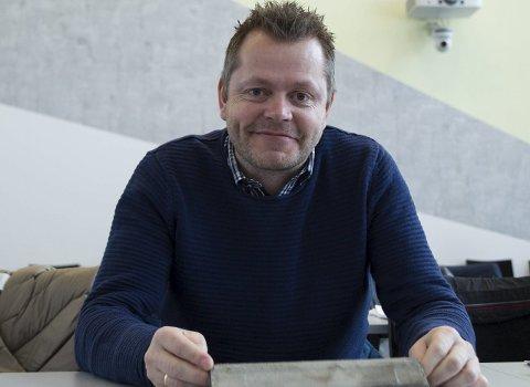Steinar Strømsli frå Førde er leiar i Utdanningsforbundet i Sogn og Fjordane.