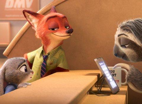 Animasjon og Fordommer: «Zootropolis» tar tak i rasisme og fordommer i en tidsaktuell animasjonsfilm.Foto: filmweb.no