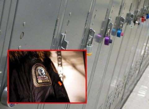 Oppklart: Jakkene som ble stjålet ved Glemmen, ble kort tid funnet hos lokale ungdommer.