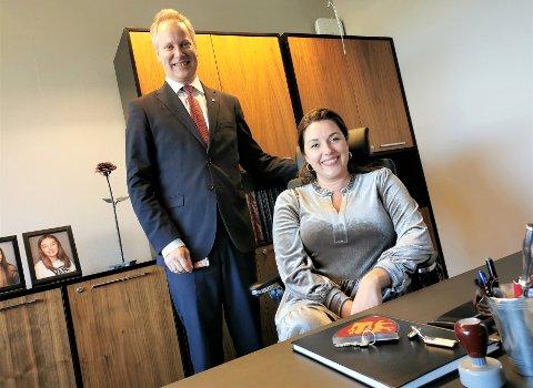Jon-Ivar Nygård (Ap) overlater ordførerkontoret til Siri Martinsen (Ap). Selv drar han videre til større oppgaver som samferdselsminister i Tigerstaden.