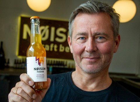 Pål Pettersen, daglig leder Nøisom Bryggeri på Øra, legger ikke skjul på at han er mektig stolt over at dette brygget klinket ut hele 171 andre ølsorter i VGs store sommerøltest.