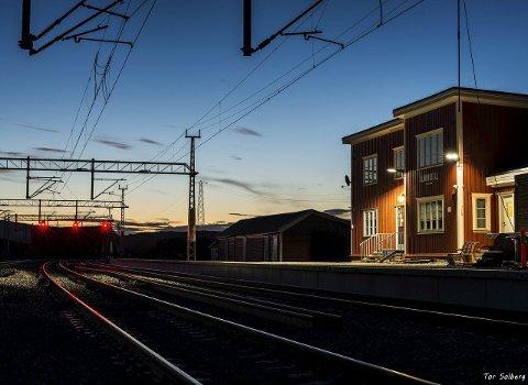 Både Bjørnfjell og Rombak stasjon vil nå få stamiske stedsnavn