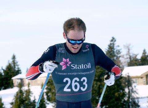 Pål Golberg, Gol IL, vant 15 kilometer klassisk på Sjusjøen søndag.