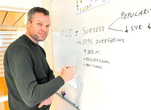 Kommuneoverlege Morten Bergkåsa, roper i GD varsku om krisen i fastlegeordningen. Han er ikke alene, skriver president Marit Hermansen i Legeforeningen.