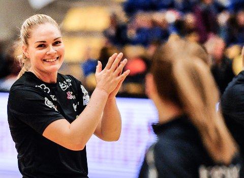 NY KLUBB: Pernille Wang Skaug skal spille elitehåndball for Oppsal kommende sesong.