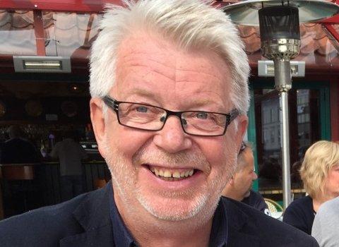 Kjell Bjørnstad var en respektert og kjær lærer på Risum ungdomsskole.