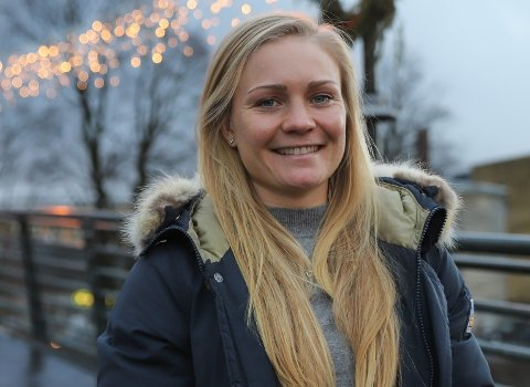 4. PLASS!: Med hele verdenseliten på plass, imponerte Emilie Moberg under onsdagens Scheldeprijs GP i Belgia.