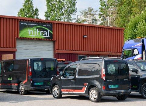 OPPBUD: Nitral CDS AS på Sørlifeltet har begjært oppbud, og har dermed slått seg selv konkurs.