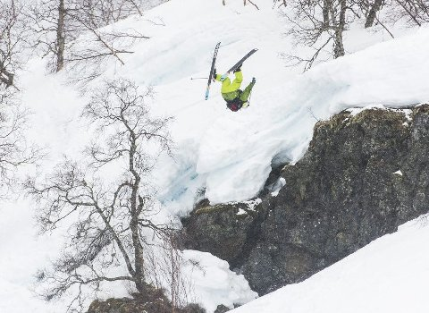 LOKALE UTØVARAR: Bjarte Brekke under eit RFC-svev i 2015. Arkivfoto: Ole Marius Kvamme